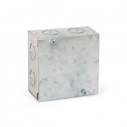 "Caja de paso Liviana 4x4x2"""
