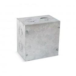 "Caja de Paso Pesada 6x6x4"""