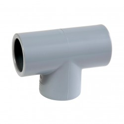 "Tee PVC-P sp 1 1/4"" Pavco"