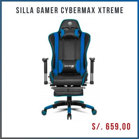 Silla Gamer